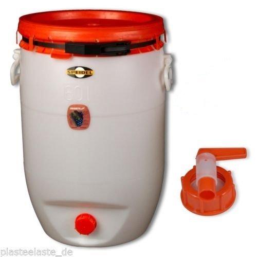 Fermenter SPEIDEL – Beer keg 60 L round + 1 tap (22133+22138) Wilai GmbH 90032