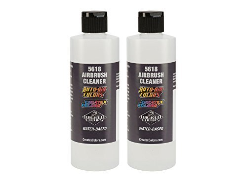 Set of 2 Createx 4 oz. Airbrush Cleaner by MACPHERSONS