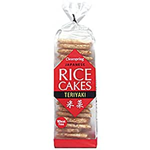Clearspring - Japanese Rice Cakes - Teriyaki - 150g
