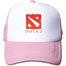 Dota 2 Trucker Mesh Cap Pink