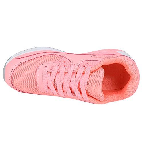De Japado Baskets Chaussures Eyecatcher Agr Voyantes Fluo look Les Tous Flashy Femmes Unisexe Sport Jours rqxqIwf4R