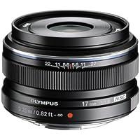 Olympus M.Zuiko 17mm f1.8 (Black) for Olympus and Panasonic Micro 4/3 Cameras
