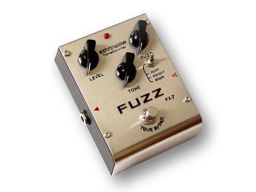 Distortion Pedal,Biyang Guitar Effect Pedal Fz-7 Bass Fuzz Pedal 3 Controls True Bypass