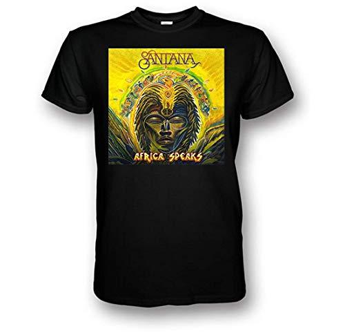 Santana Tshirt Africa Speaks Tshirt For Men Women Shirt Gift For Men Women