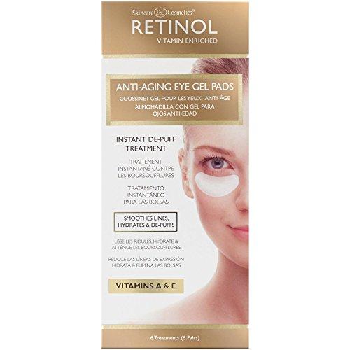 Amazon.com : Anti-Aging Eye Gel Pads : Beauty