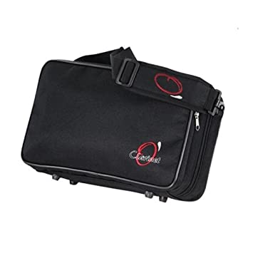 Ortola 0193-001 - Estuche funda clarinete, color negro ...
