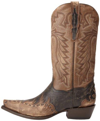 Pictures of Dan Post Men's Lucky Break Western Boot Brown 9, 9.5, 10, 10.5, 11 4