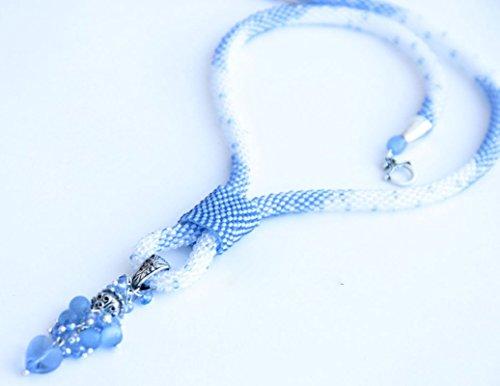 18-handmade-alanna-bead-crochet-necklace-and-earrings-blue-white-jewelry-beadwork-gift-women-jewelry