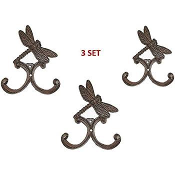 Amazon.com: starworld- hierro fundido estilo antiguo soporte ...