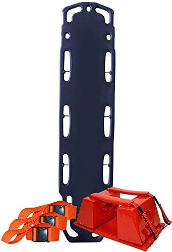 Pro-Standard Complete Spineboard Immobilization System   Blue Spine board Kit