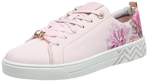 Ted Baker Kelleit, Sneaker Donna Rosa (Palace Gardens #Ffc0cb)