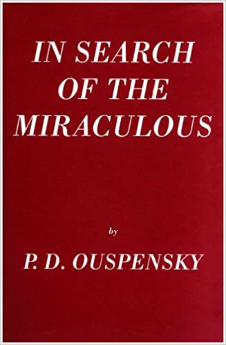 IN SEARCH OF THE MIRACULOUS - free PDF EPUB FB3 TXT