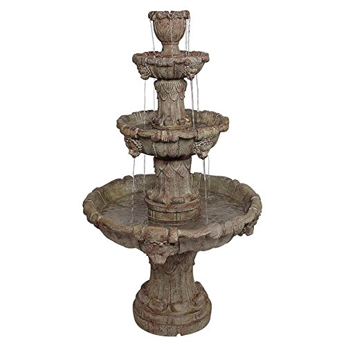 Design Toscano Medici Lion Fountain by Design Toscano
