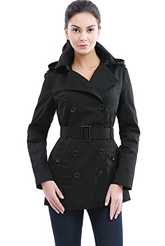 Double Breasted Walking Coat - 4