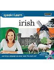 Speak & Learn Irish (PC Vista & Windows 7 / MAC OSX)