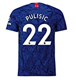 CHEALSD Pulisic # 22 Chelsea 2019-2020 Mens Home