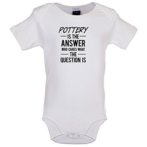 dressdown-pottery-is-the-answer-babygrow-bodysuit-white-12-18-months