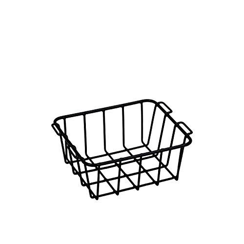 Black 20 Qt Basket by Meadowcraft