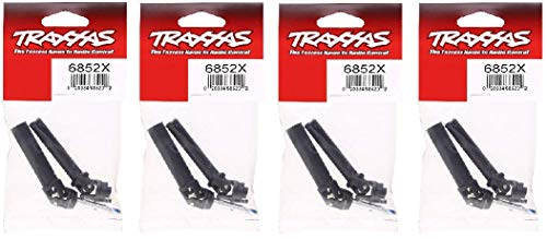 Traxxas  6852X 6852X Driveshaft Assembly Rear Slash 4x4 (4) by Traxxas