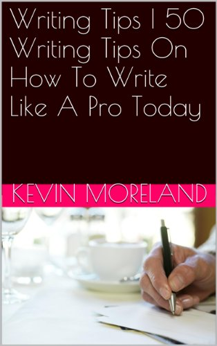 Learn writing secrets from a pro!