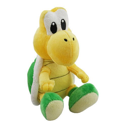 [Shalleen 6in Super Mario Bros Koopa Plush Stuffed Doll Kids Xmas Gifts Fashion HOT] (Super Mario Bros Baby Costumes)