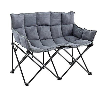 DormCo Two-Seater Sofa - Alloy by DormCo