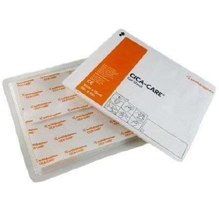 Smith and Nephew CicaCare Adhesive Gel Sheet 4in x 6in 66250707