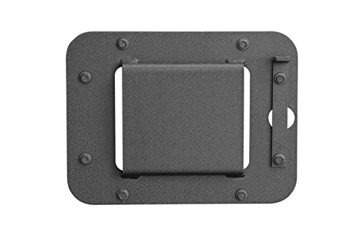 Rear Door Vent - Rancho RS6237B Rear Door Vent Cover Plate
