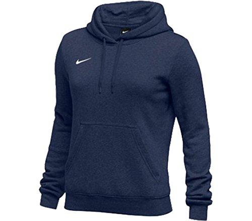 Nike Women's Training Hoodie Navy Medium