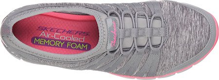 Gratis nbsp;Shake Gris Baskets Femme Off it Skechers Basses gqSdTg