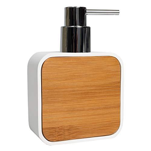 Sweet Home Collection Bathroom Accessories Collection Unique Decorative Beautiful Designs Bath Décor, Lotion Pump/Soap Dispenser, Ritz