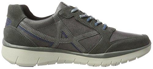 53 Running T suede C 53 Mephisto soft Lucaya Shoes Grey Women's Asphalt wngqF8