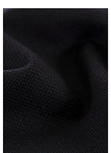 Noir Pour Trigema Polo Blanchisserie Industrielle wgvxpRXUq