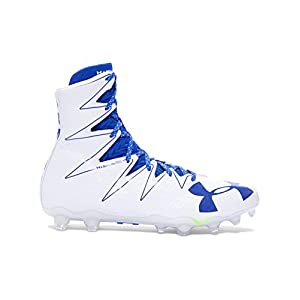 Under Armour Men's UA Highlight MC Football Cleats 16 White