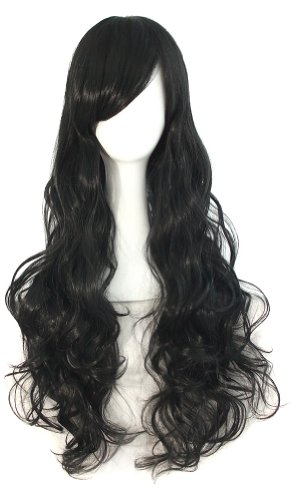 Curly Hair Wig Costumes (MapofBeauty 32