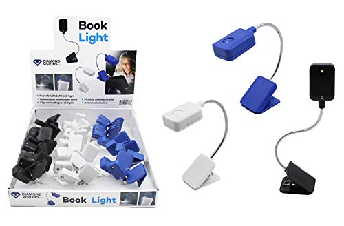 DollarItemDirect LED Book Light (Lightweight & Flexible), Case of 192