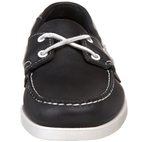 Sebago Docksides Leather Bleues *
