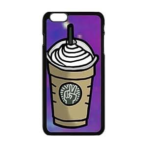 Happy Ice cream Starbucks design fashion cell phone case for iphone 5c