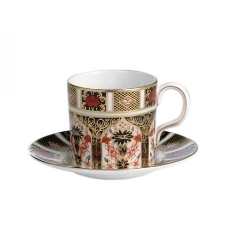 Imari Coffee Saucer (Royal Crown Derby Old Imari Coffee Cup Saucer (Saucer Only))
