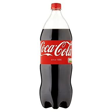 Coca Cola Bottle 1 5 L: Amazon co uk: Grocery