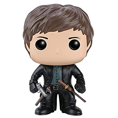 POP Movies: Pride and Prejudice and Zombies - Mr. Darcy: Funko Pop! Movies:: Toys & Games