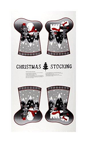 Fabri-Quilt Christmas Stocking 24