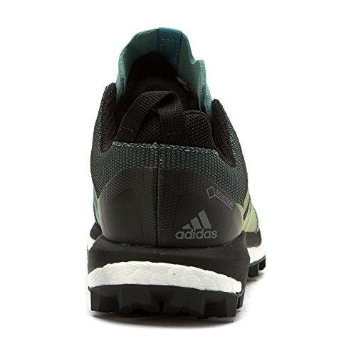 adidas Terrex Agravic Womens Running Vapour Steel/Shock Slime/Black To6OOlYkL