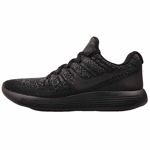 racer dark Lunarepic Medium blanc anthracite Nike Femme Chaussures W 2 black Flyknit Noir Low Black Grey De Blue Trail Z7wT7q5