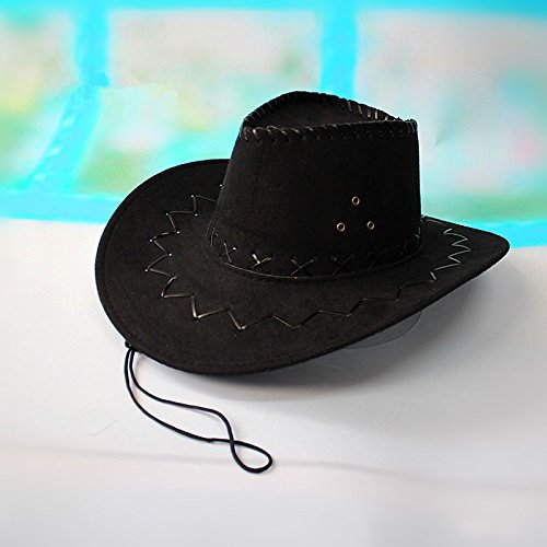 [2017 New Fashion Steampunk Gothic Punk DIY Vintage Charming Men Women Cowboy Hat Fancy Dress Unisex Hats Denim Hats (Color] (Indiana Jones Halloween Costume Diy)