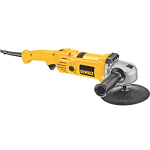 DEWALT DWP849 7-Inch/9-Inch Variable Speed Polisher