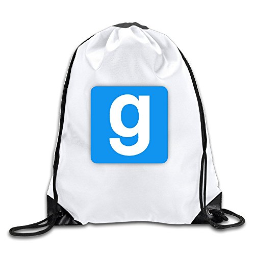 BOoottty Garry's Mod Logo Drawstring Backpack - Gucci Online Cheap
