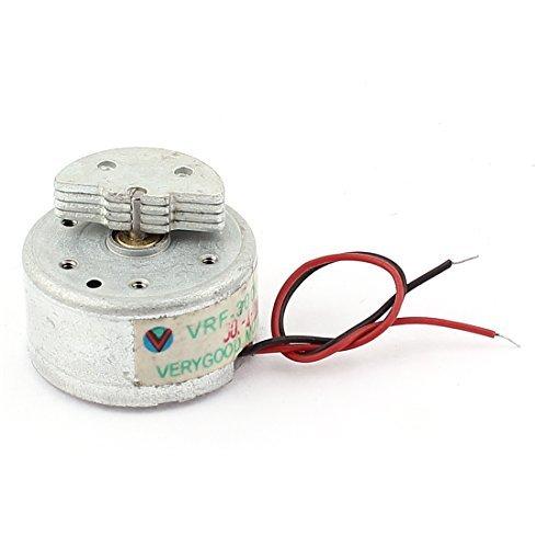 300 DC 3V 5000 rpm de velocidad de salida de reemplazo miniatura motor de la vibracin