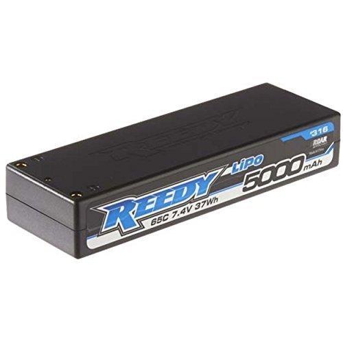 gran descuento ASSOCIATED 316 Reedy LiPo LiPo LiPo 2S 7.4V 5000mAh 65C by Associated  cómodo