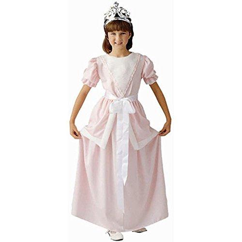 Child's Royal Princess Halloween Costume (Size: Medium 8-10) - Ballroom Costumes For Sale